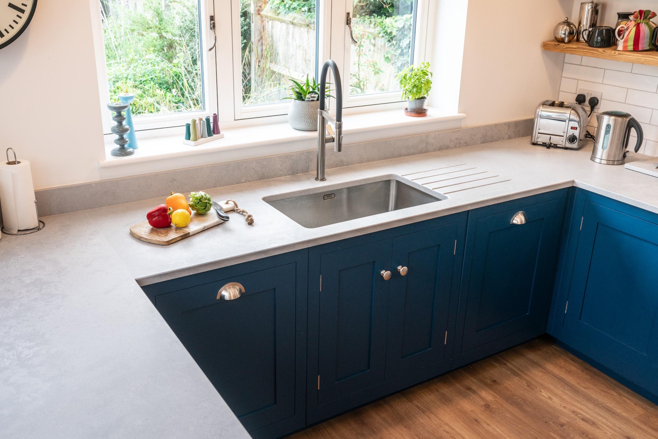 Concrete Kitchen Worktops - Advice - Cawdor Stone