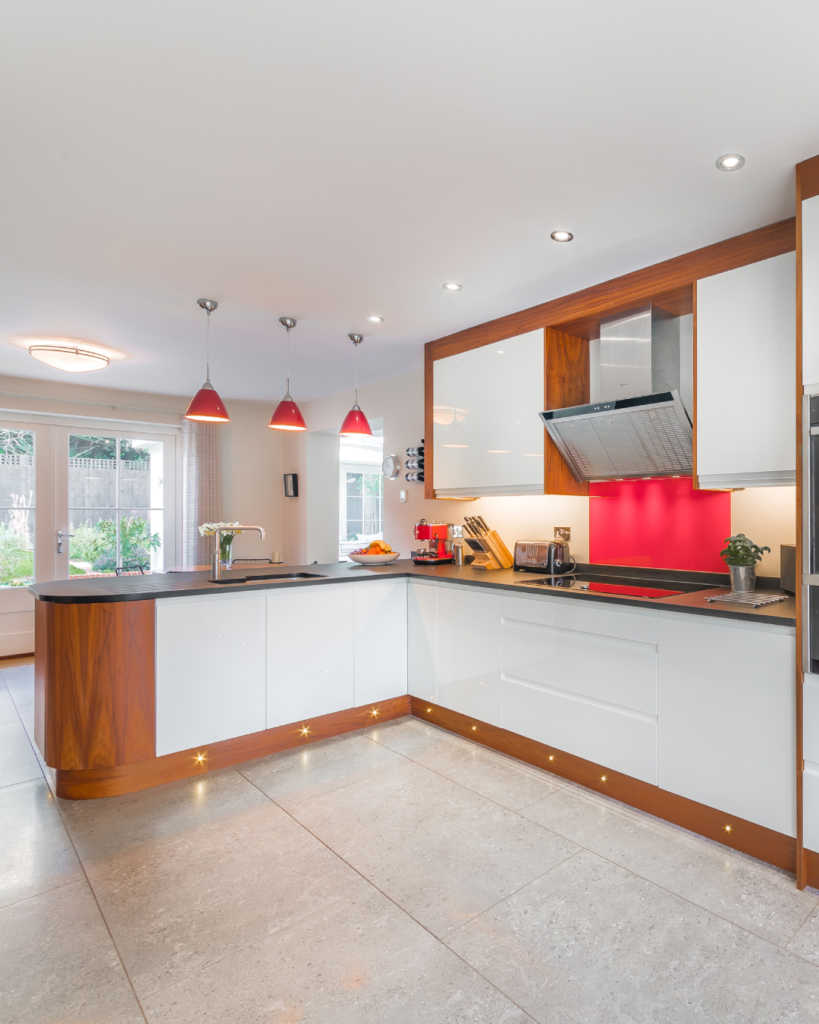 Get More Worktop Space With An L Shaped Kitchen Cawdor Stone